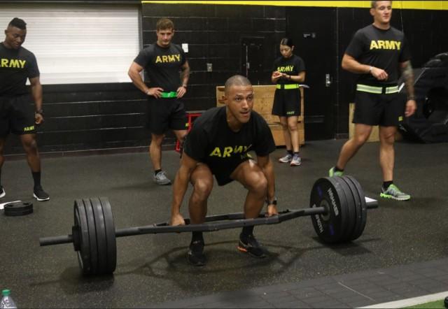 Spc. Jonathan Vazquez - Army Best Warrior Competition