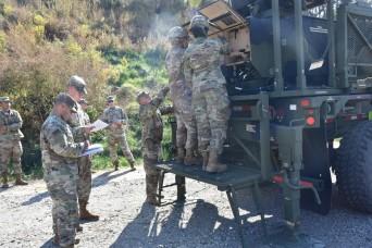 Sentinel Radar Operators Participate in Combined Avenger Training Event
