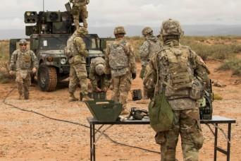 Ohio National Guard air defenders prepare to rule the skies