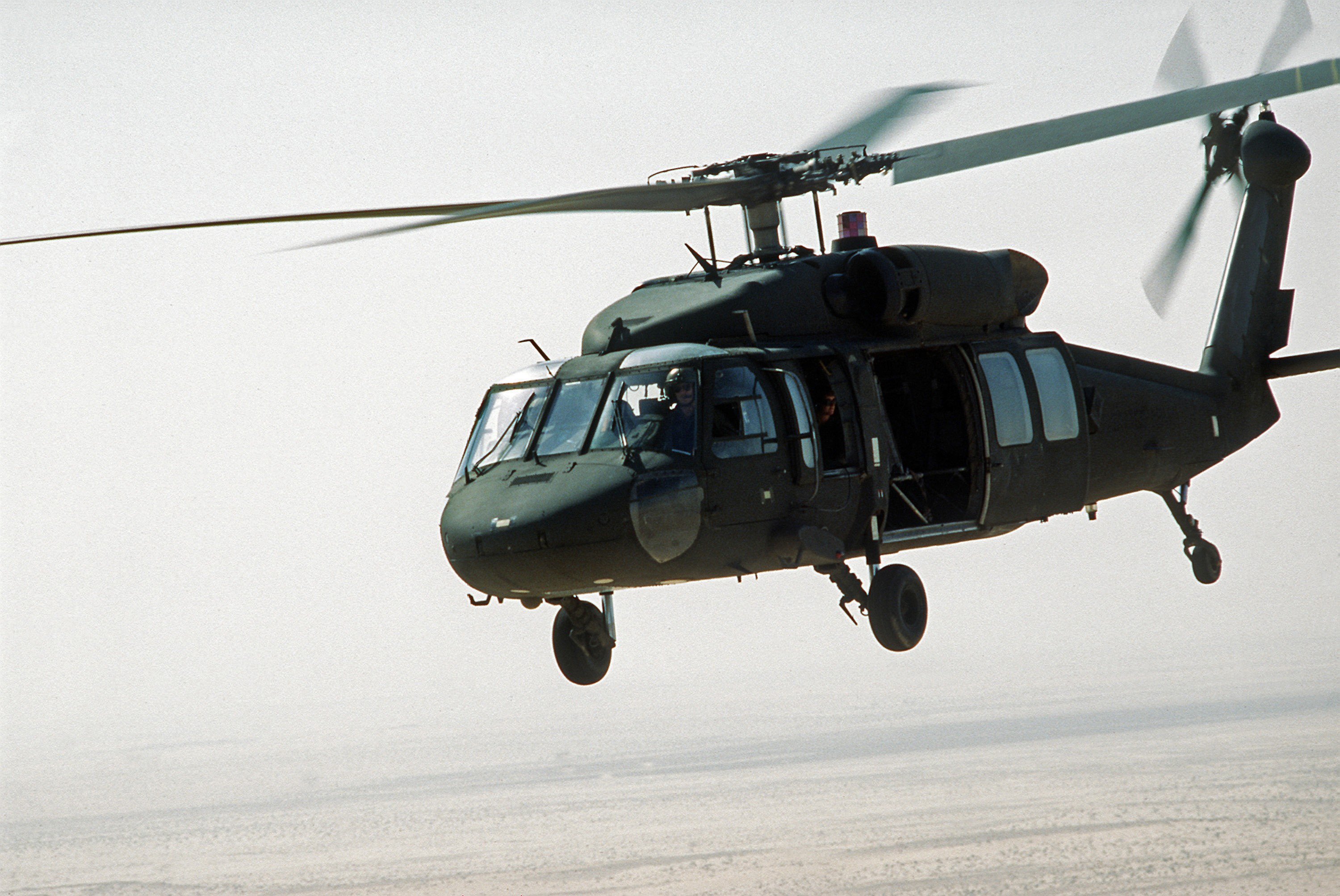 Vampifans World of the Undead: Forces of Valor UH-60L