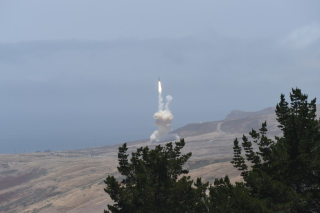 The U.S. Missile Defense Agency, in cooperation with the U.S. Air Force 30th Space Wing, the Joint Functional Component Command for Integrated Missile Defense and U.S. Northern Command, successfully intercepted an intercontinental ballistic missile target during a 2017 test of the Ground-based Mid-course Defense (GMD) element of the nation's ballistic missile defense system.