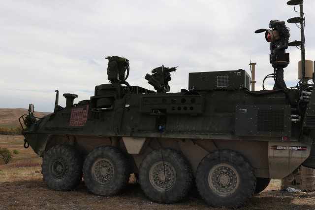 The Mobile Expeditionary High Energy Laser (MEHEL) returns to Fort Sill, Oct. 30, 2018, for the Maneuver and Fires Integrated Experiment, this time with stronger capabilities. Soldiers will be taught how to use the equipment and then give feedback on how to improve the systems.