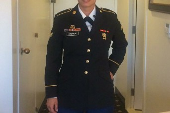 Soldier for Life: Female Iraq native empowers Kosovo mission through personal experience