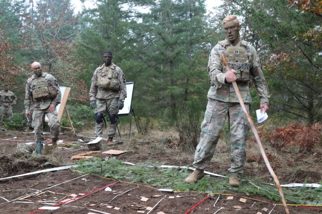 2nd Stryker Brigade Combat Team, 2nd Infantry Division's Battalion Situational Training Exercise