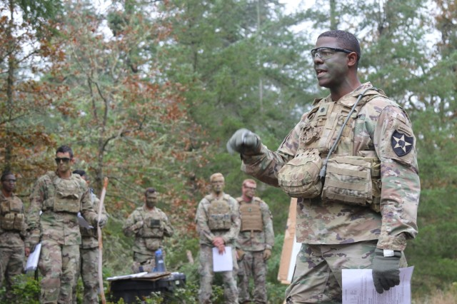 2nd Stryker Brigade Combat Team's Battalion Situational Training Exercise