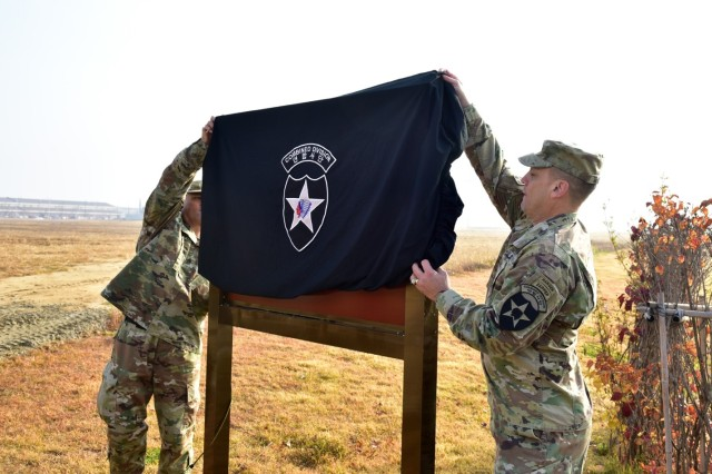 2ID Regimental Walk, A New Chapter