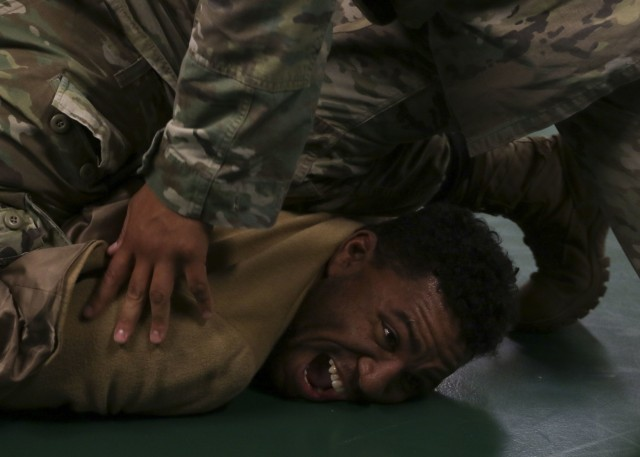 Building confidence, resilience: Fort Carson Soldiers master combatives