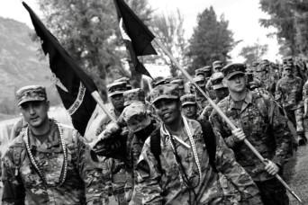 7th Annual LTC Cabrera and SSG Newman Memorial March Commemorates More Than Just Fallen Comrades
