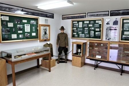 Pre-WWI, period artifacts find home at Fort McCoy's History