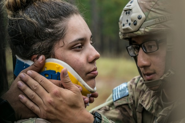 Expert Field Medical Badge competition puts Soldiers abilities to the test