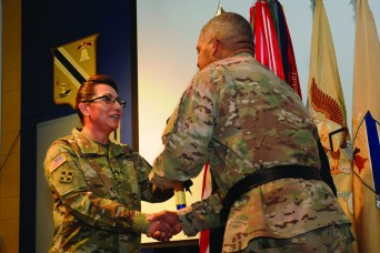 Quartermaster Corps names first woman to chief warrant officer post