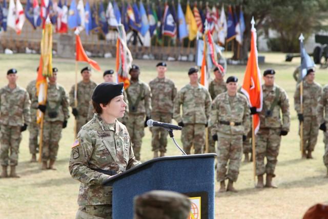 NETCOM Change of Command Ceremony remarks