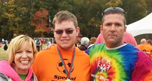 Fort Lee couple embrace Special Olympics