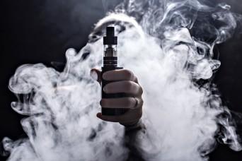 Vaping not safe alternative to smoking