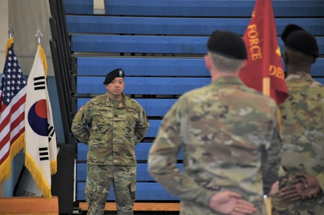 On November 19, Lt. Col. John D. Wilson became the first officer to take command of the Joint Task Force.  Additionally, CTF Defender is the first Combined Task Force commanded by a National Guard Officer.
