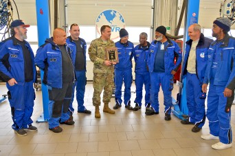 Wiesbaden Auto Skills Center named IMCOM's best for second time in three years
