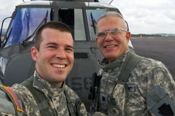 Pennsylvania Guard father and son become co-pilots