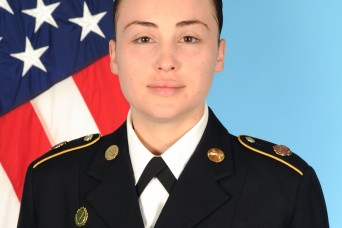 Sgt. Scarlett Mitchell named Benelux Soldier and NCO of the Year