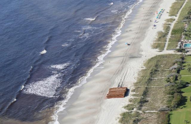 Myrtle Beach Renourishment Operations