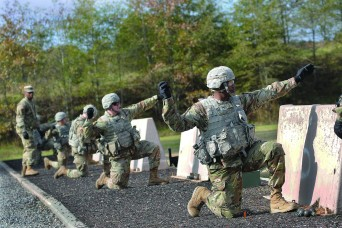 Army Logistics University conducts pilot classes for proposed Logistics Basic Officer Leader Course