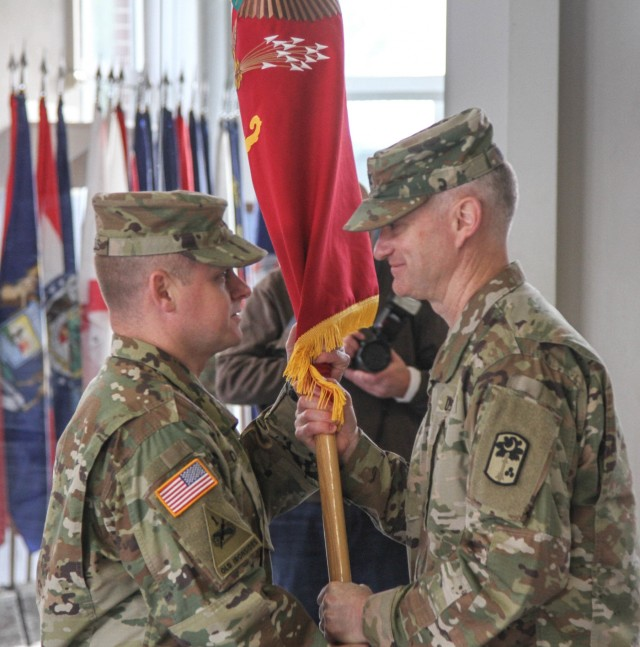 Air Defense Battalion activates in Ansbach
