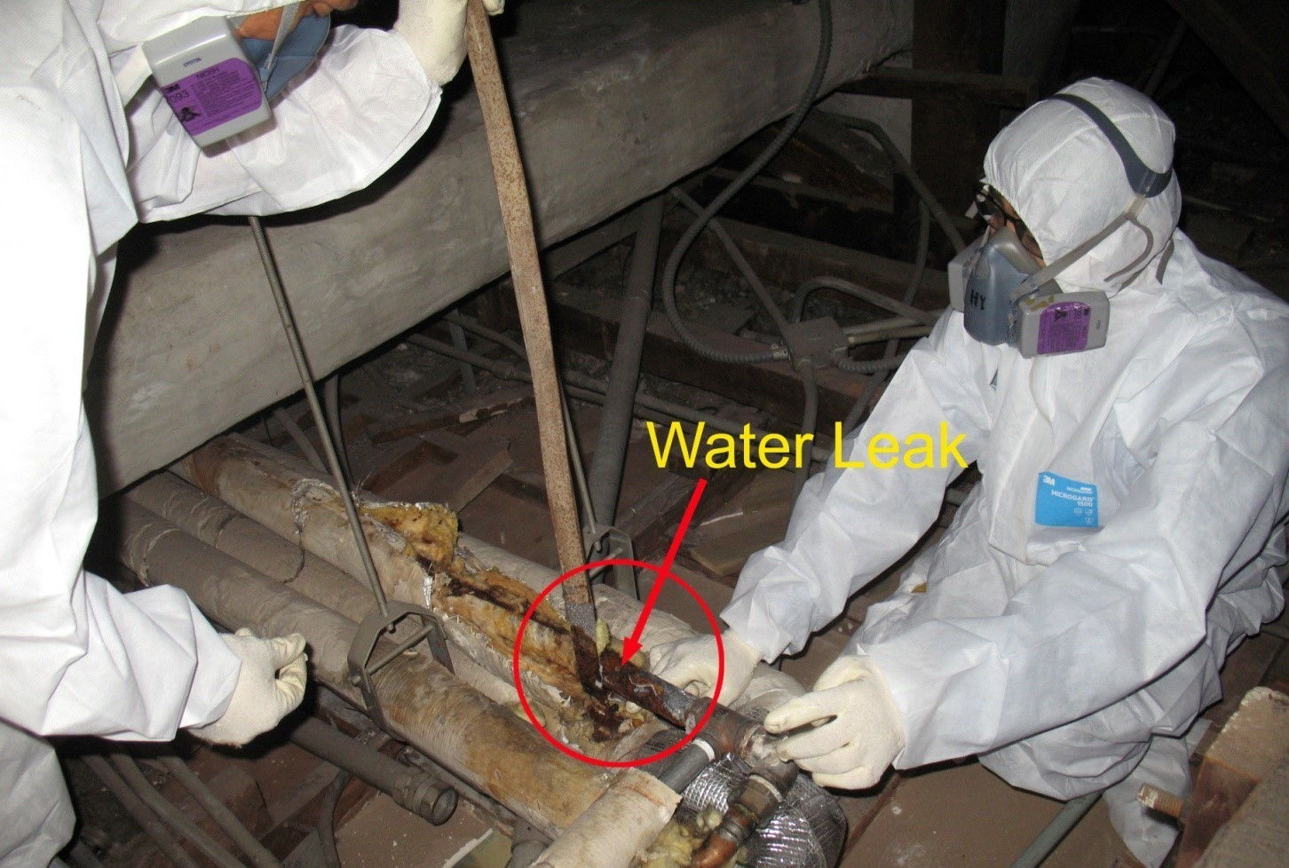 Yongsan S In House Asbestos Removal Team Saves Time Money
