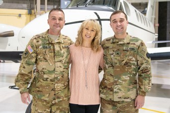 National Guard service strengthens West Virginia Family