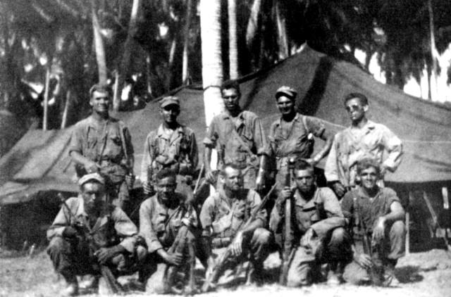 The Alamo Scouts