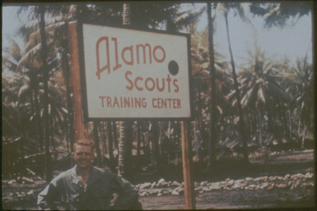 The Alamo Scouts Training Center.