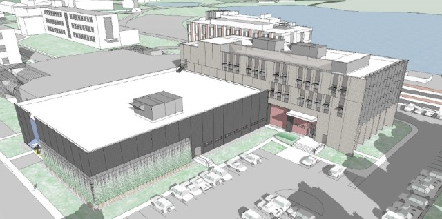Exterior design concept of S2PRINT facility at NSSC
