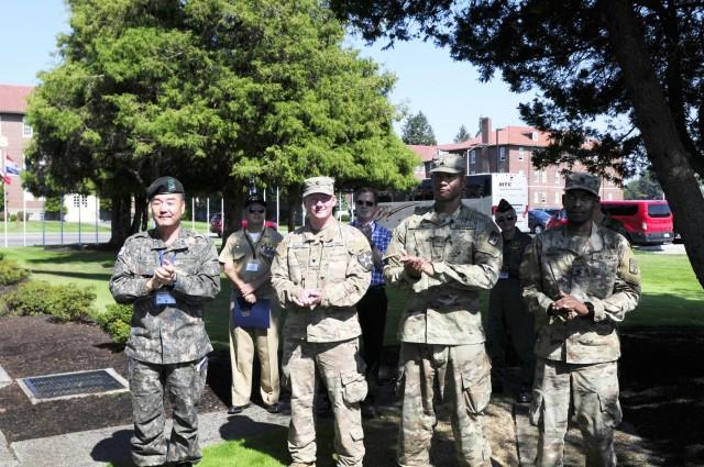 DIA Foreign Military Attache Orientation Trip