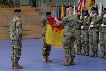 41st Field Artillery Brigade Returns to Germany