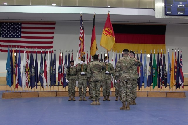 41st FA BDE Activation Ceremony