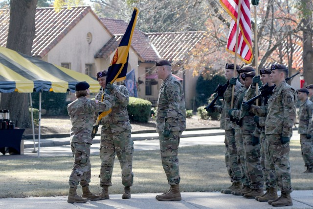 SFAC and 2nd SFAB activate at Fort Bragg