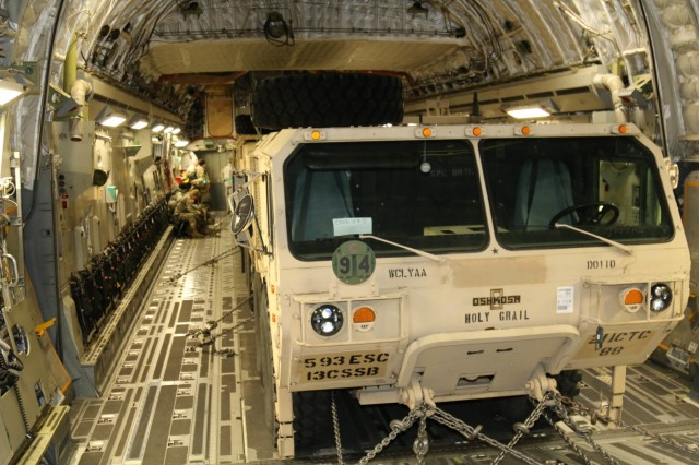 593rd ESC, 62nd AW join forces for Operation Rainier War