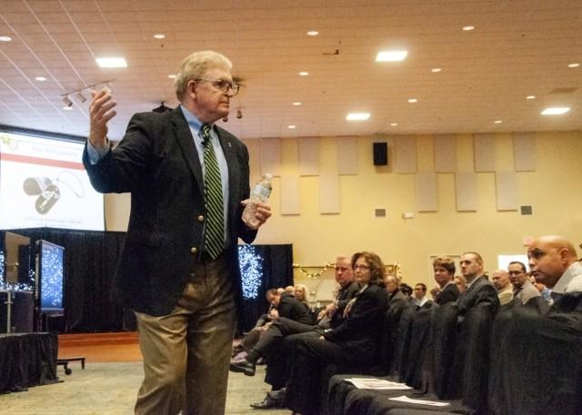 Conference validates leadership impact in medicine