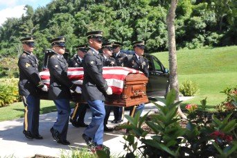 Puerto Rico Army Guard honors MIA Soldier from Korea