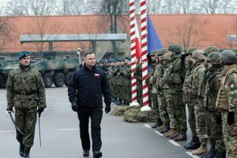 Polish Military Celebrates Successful AN-18