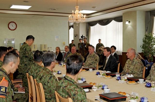 U.S. Ambassador Hagerty visits Yama Sakura 75