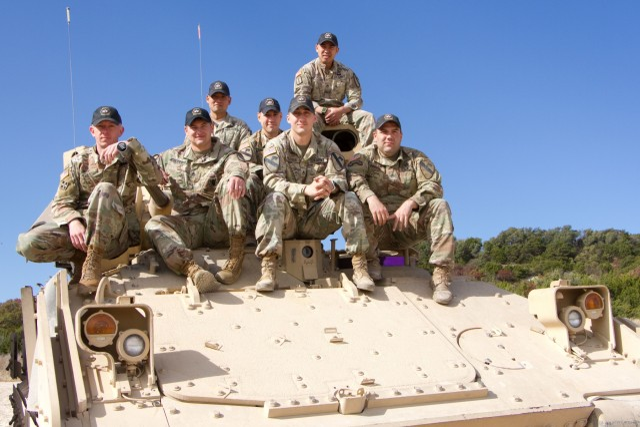 Master gunners bring expertise to brigade combat team
