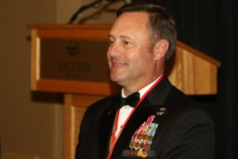 Pritchard named Honorary CSM for the 94th AAMDC