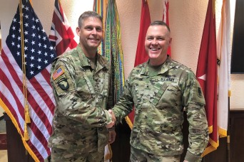 POD and 412th TEC look to partner on future engagements