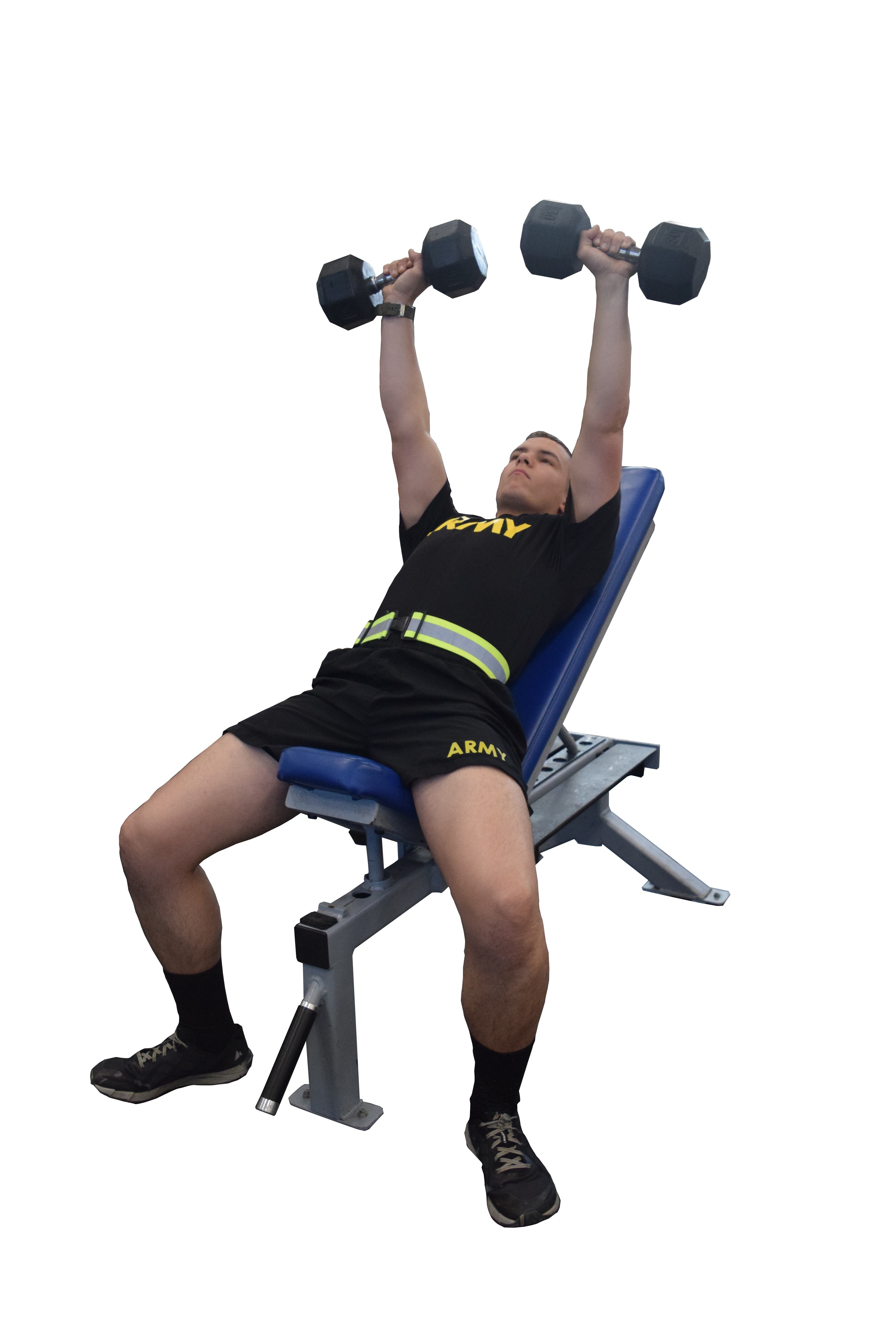 Form Matters Inclined Dumbbell Bench Press Article The United States Army