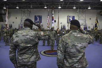 19th ESC welcomes new Command Sergeant Major