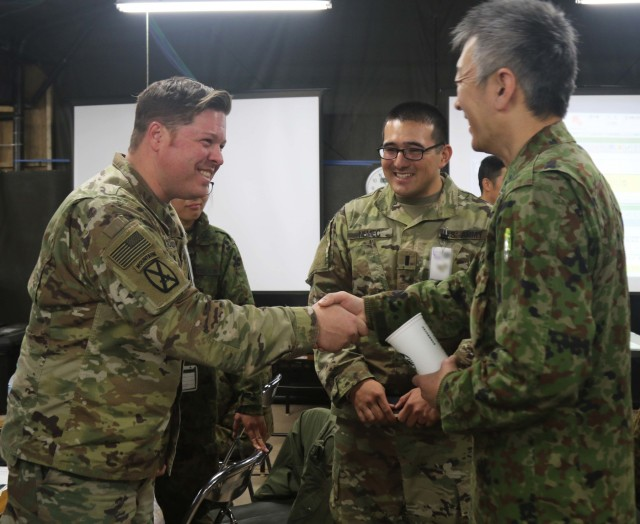 U.S. and Japan strengthen alliance at Yama Sakura 75