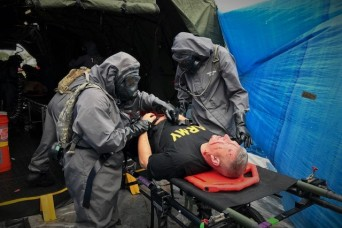 Joint Task Force Civil Support is prepared for any CBRN disaster