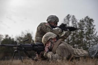 A single purpose: Combat ready
