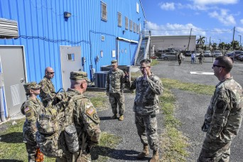 Michigan, Virgin Island National Guard conducts Emergency Deployment Readiness Exercise