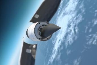 DOD scaling up effort to develop hypersonics