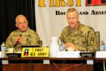 First US Army tackles challenges at Fall Commanders Forum